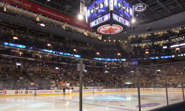 Leafs' fans ready for new 3D experience at ACC