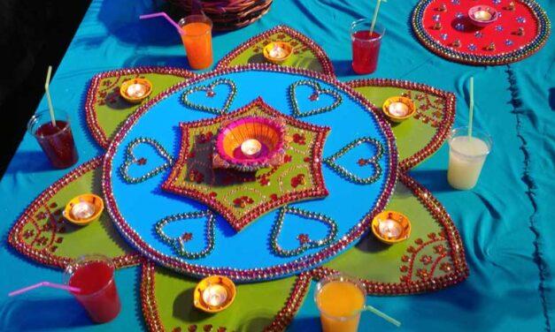 Diwali at BAPS Swaminarayan Mandir