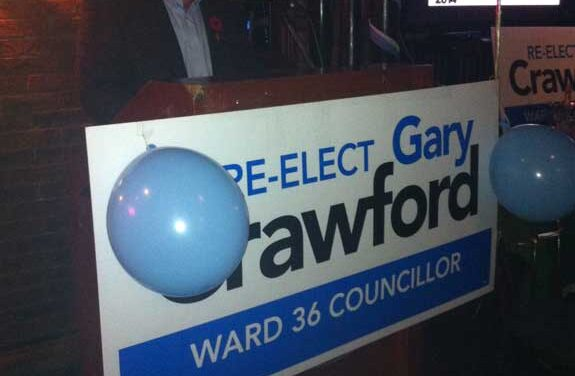Scarborough election results