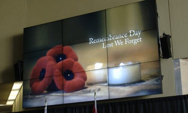 What does Remembrance Day mean to Humber College?