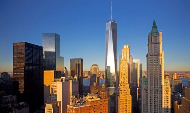 One World Trade Center opens its doors