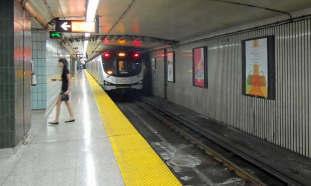 Sexual harassment is a problem on the TTC