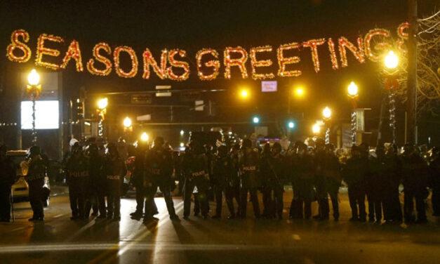 #Ferguson: Darren Wilson Not Indicted in Michael Brown Shooting