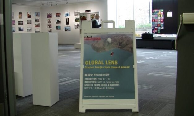 Humber hosts Global Lens exhibit – Student images from home and abroad