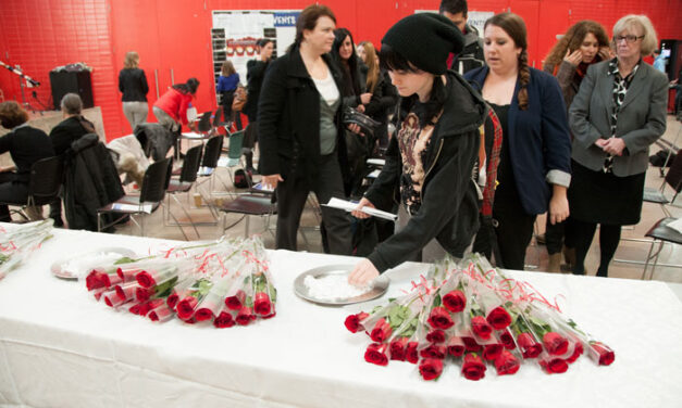 Humber's commemoration of the Montreal Massacre