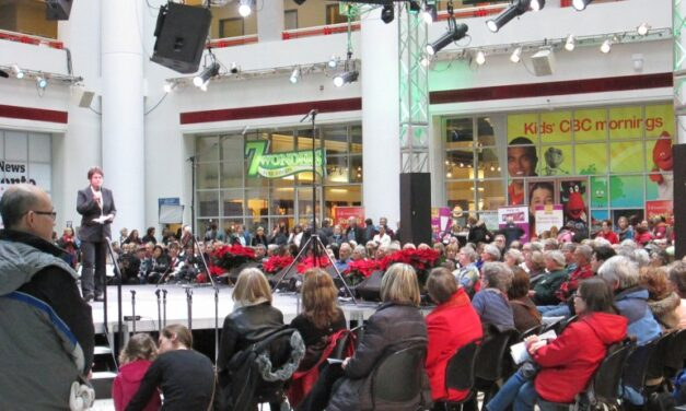 CBC's Sounds of the Season supports Daily Bread Food Bank