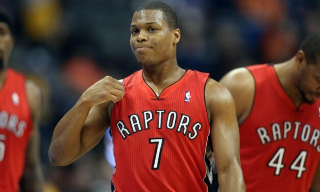 Raptors Guard Lowry goes to NBA All-Star Game