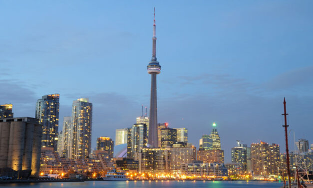 Toronto averages to be the best