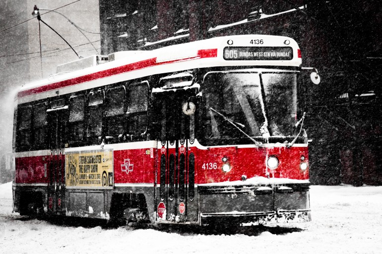 TTC Street Car