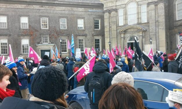 University of Toronto teaching assistants avoid strike