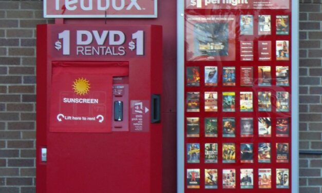 RedBox pulls out of Canada