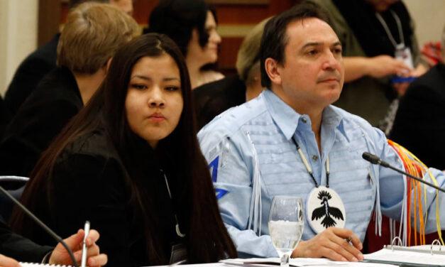 Ottawa roundtable discusses murdered, missing Aboriginal women