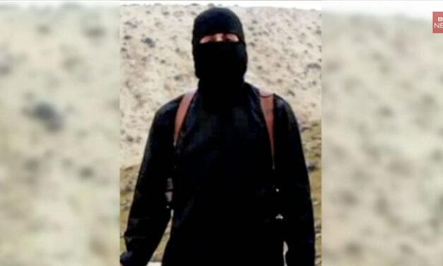 ISIS terrorist identified