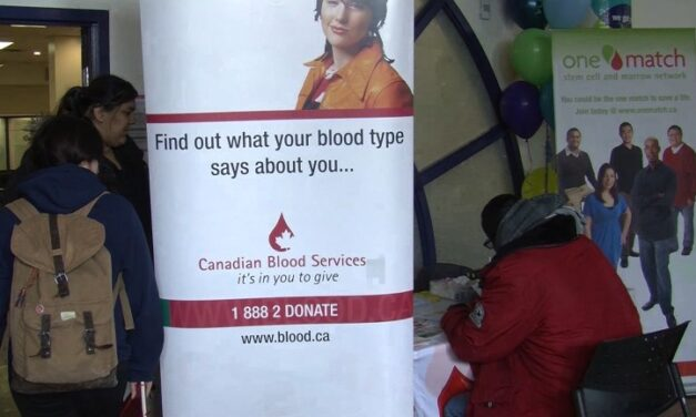 OneMatch recruits student stem cell donors at Humber