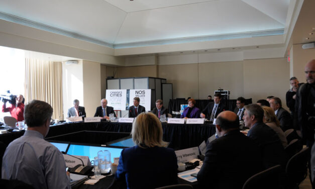Big city mayors want consistent funding