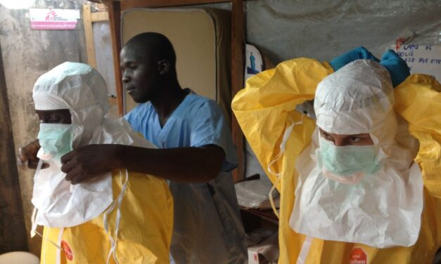 A year of battling the worst Ebola outbreak