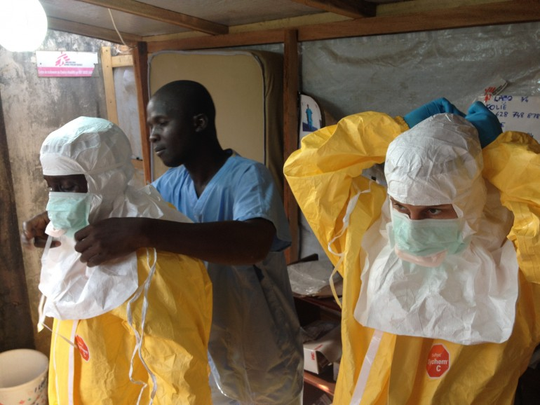 One year ago today, the World Health Organization released the initial report looking back on its past year battling the Ebola virus.