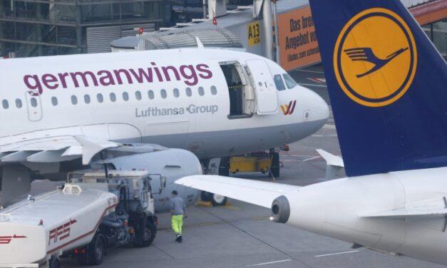 German airline French Alps crash kills 150