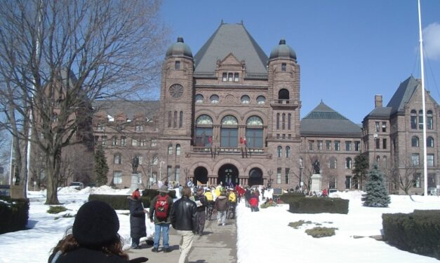 Reduce tuition costs, student group tells MPPs