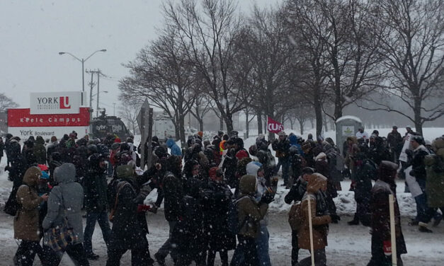 York U strike ends after union accepts deal