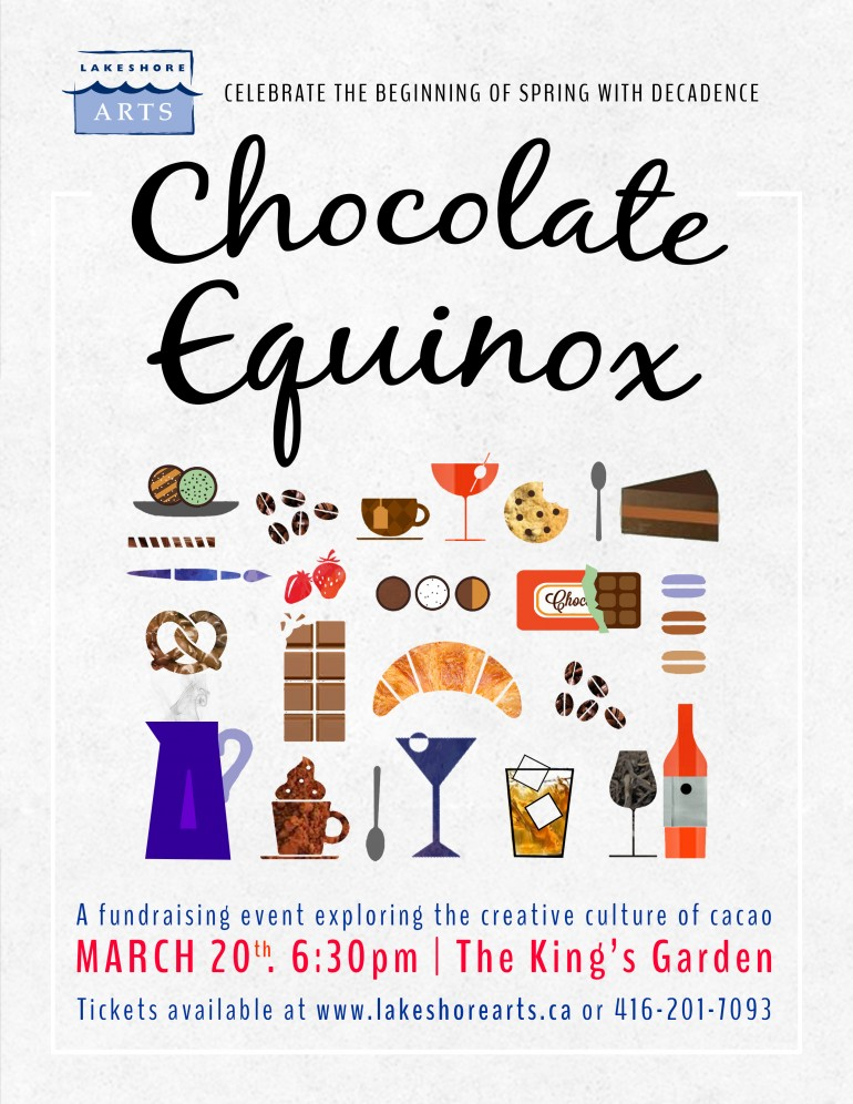 Chocolate Equinox poster