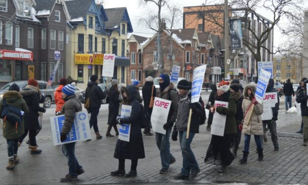 University of Toronto teaching assistant's reject another tentative agreement