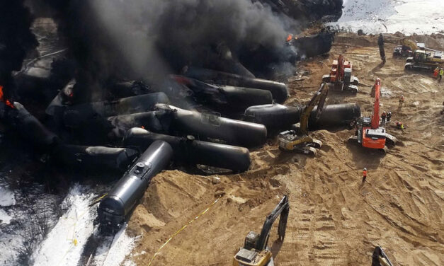CN Rail derailment in Gogama raises concerns for clean-up