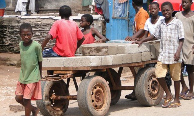 World Vision releases data on child labour around the world
