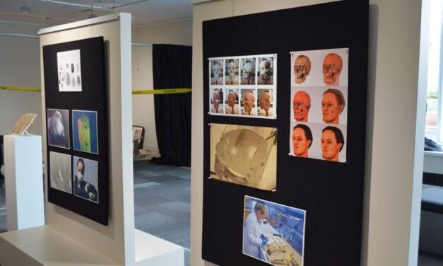 Humber hosts interactive crime scene exhibit