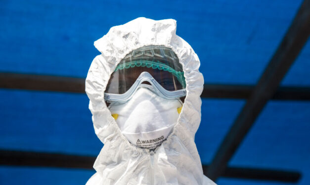 A look at Ebola World-Wide