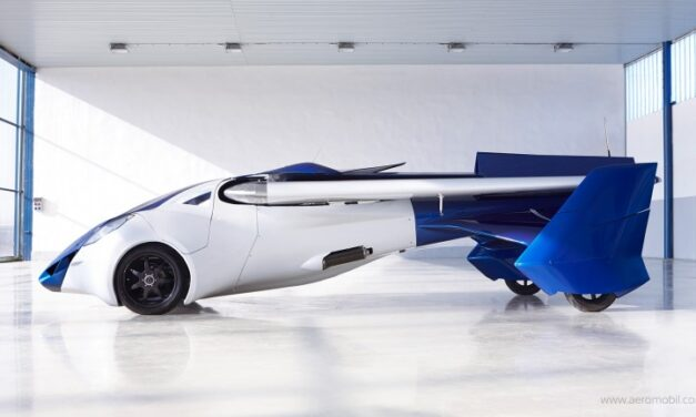 Flying car could be available by 2017