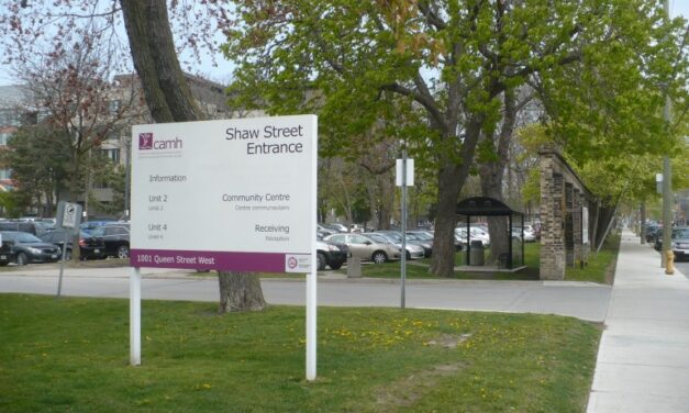 CAMH receives landmark $100M donation for mental illness research