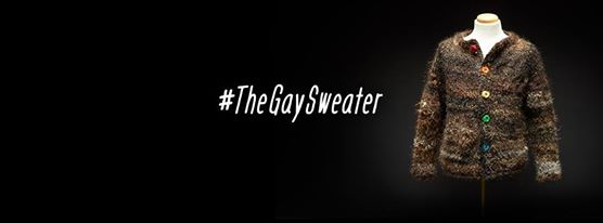 'Gay Sweater' unveiled at Toronto Fashion Week