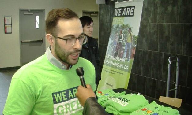 Earth Week scavenger hunt challenges Humber students