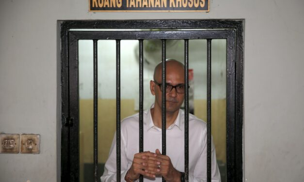 Canadian teacher sentenced to 10 years in Indonesian prison