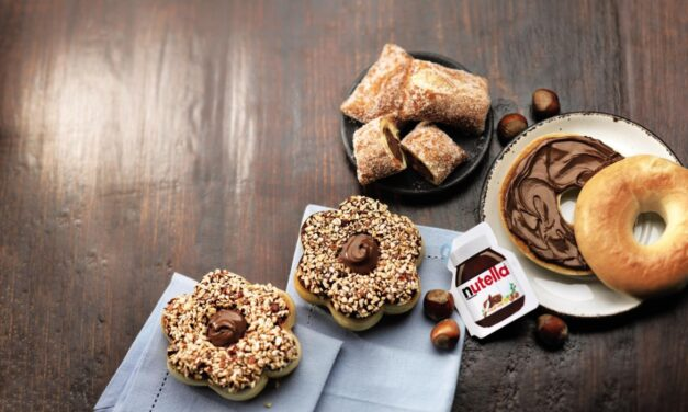Nutella coming to a Tim Hortons near you