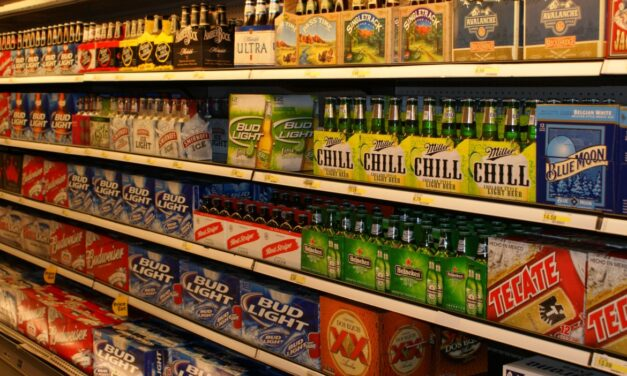 Suds at the supermarkets