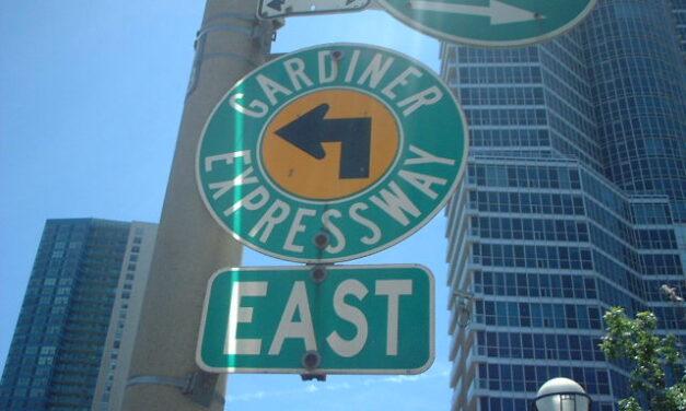 Gardiner Expressway needs to go, poll suggests