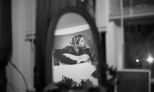 Kurt Cobain documentary released