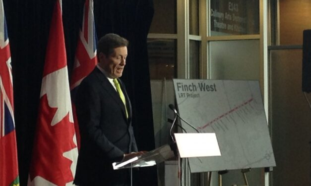 Finch West LRT to offer relief for Humber commuters