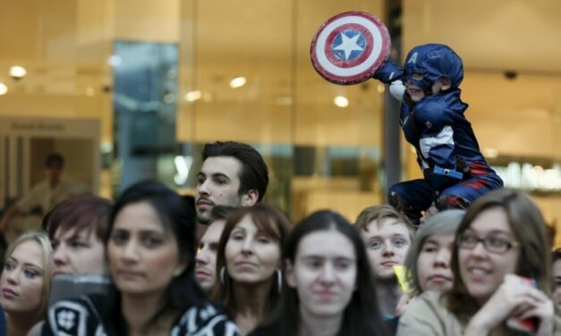 'Avengers: Age of Ultron' shows change in comic book industry