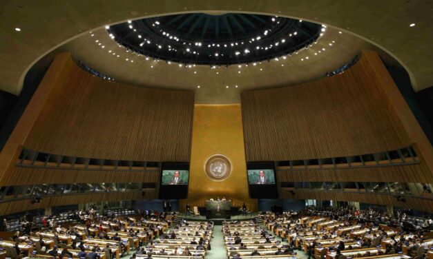 Obama, Putin attack ISIS at UN General Assembly