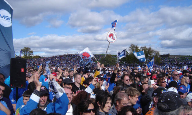 Quebec City nearing the final buzzer for NHL franchise race
