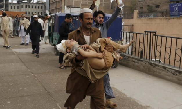 Earthquake rocks South Asia, at least 270 dead in Pakistan and Afghanistan