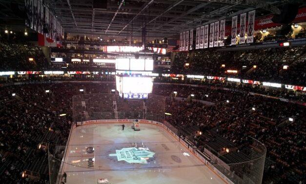 New NHL season begins, Leafs lose season opener