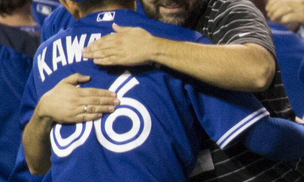 Alex Anthopoulos' Blue Jay tenure, by the numbers