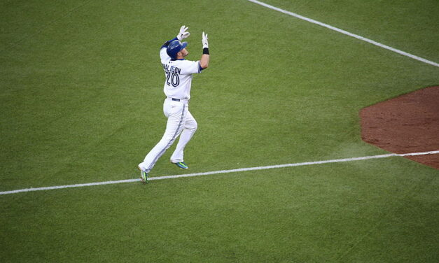 Jays force game five, look to make history