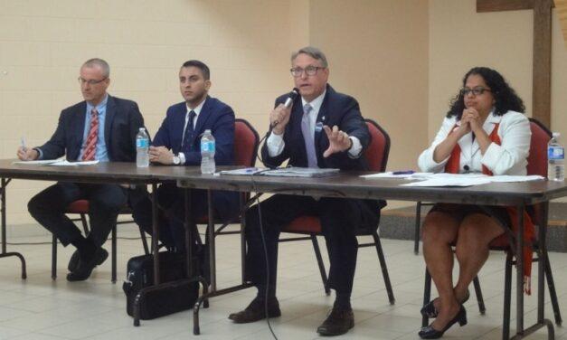 Etobicoke Centre candidates address youth unemployment during debate