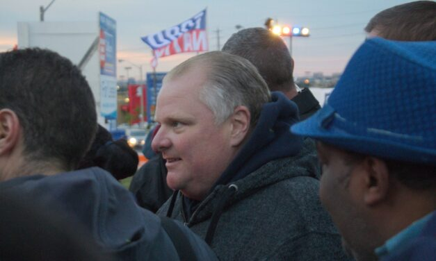 Rob Ford hosts Ford Fest in north Etobicoke