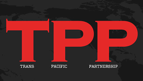 The Trans-Pacific Partnership could severely affect Canadian copyright laws
